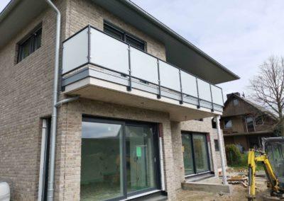 Balkon mit Verkleidung | Planung und Konstruktion | Janssen GmbH