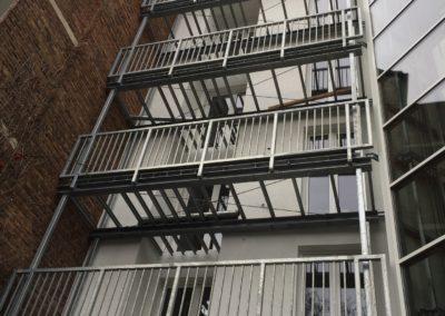 BalkonanlageBalkonanlage ohne Verkleidung | Planung & Konstruktion | Janssen GmbH