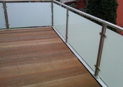 Metall Geländer Balkon | Bau & Montage | Janssen GmbH