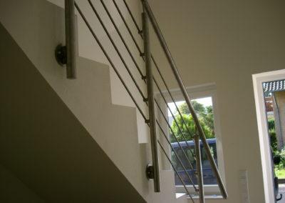 Treppengeländer Innen | Bietet Schutz und Halt | Janssen GmbH