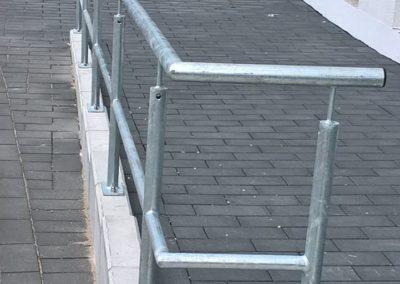 Außengeländer aus Metall   Stabil und Langlebig   Janssen GmbH