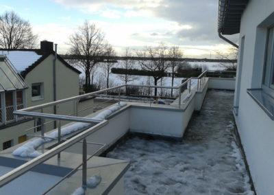 Metall Geländer Balkon   Bau & Montage   Janssen GmbH