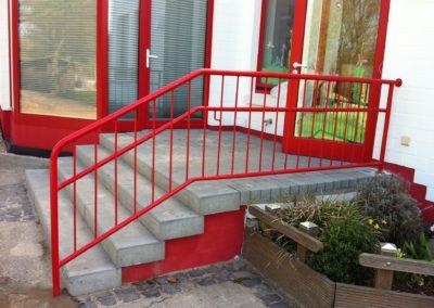 Außengeländer aus Metall | Stabil und Langlebig | Janssen GmbH