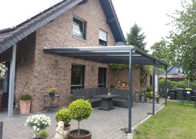 Terrassenüberdachung | Planung und Konstruktion | Janssen GmbH