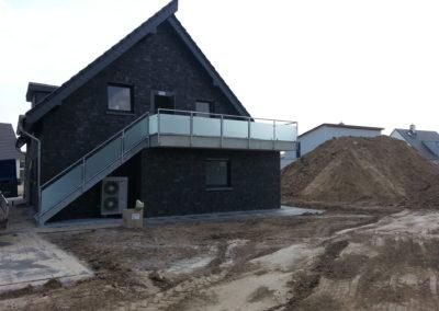 Balkon mit Treppe | Planung und Konstruktion | Janssen GmbH