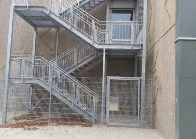 Treppenanlage | Stabil und Langlebig | Janssen GmbH